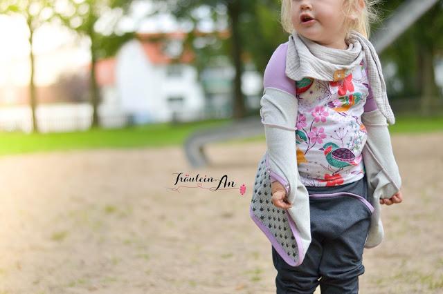 Bolerojäckchen für kleine Prinzessinnen?!