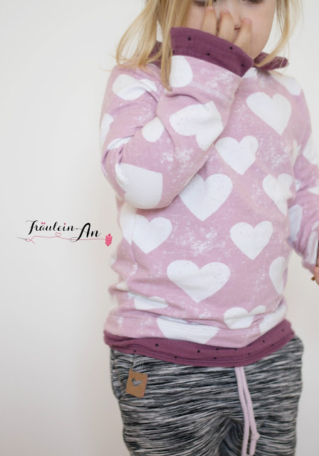 Probenähen: Layering Sweater