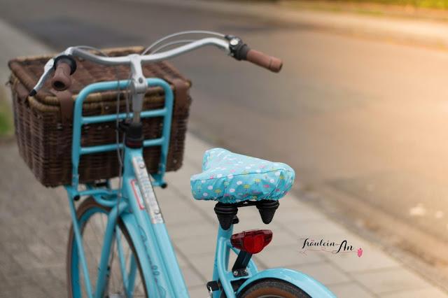 DIY | Sattelbezug für Rad und Laufrad