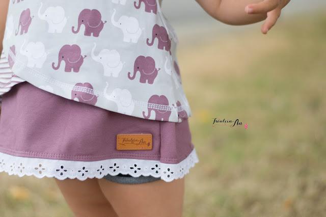 Designnähen: Elefantenparade Kalea